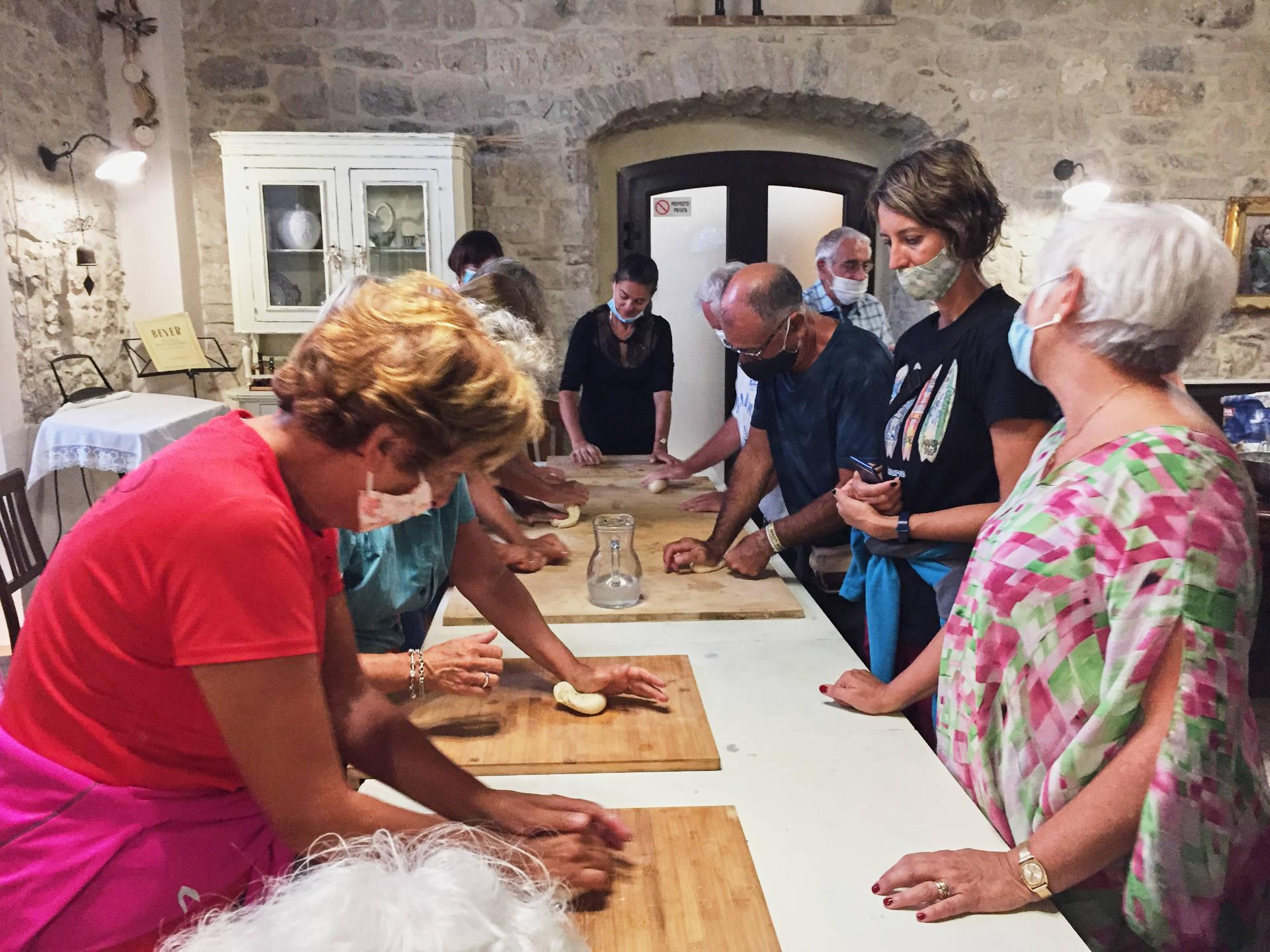 turismo enogastronomico cooking class sepino campobasso molise