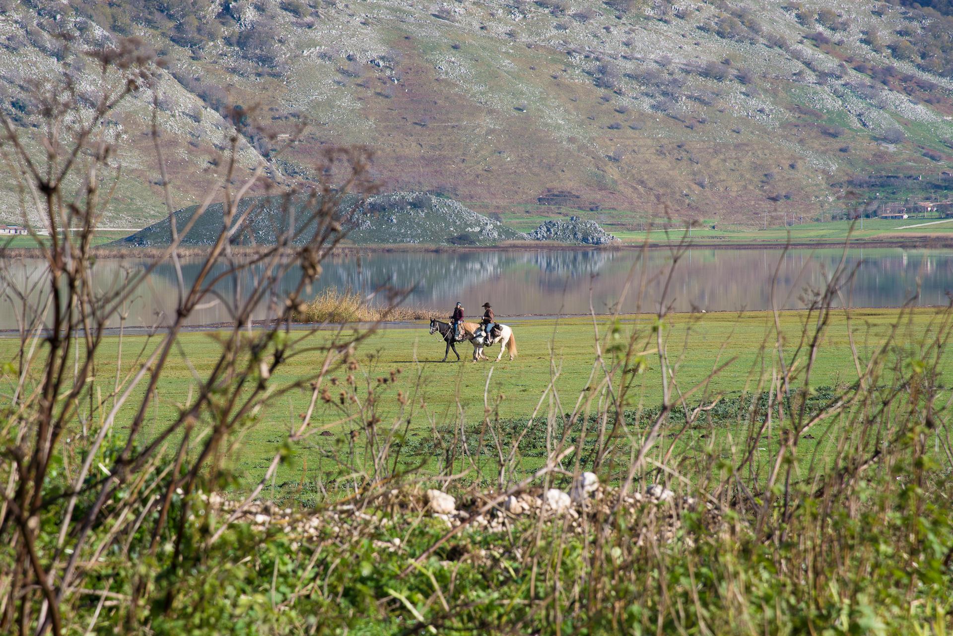matese lake Mountain miletto campobasso molise