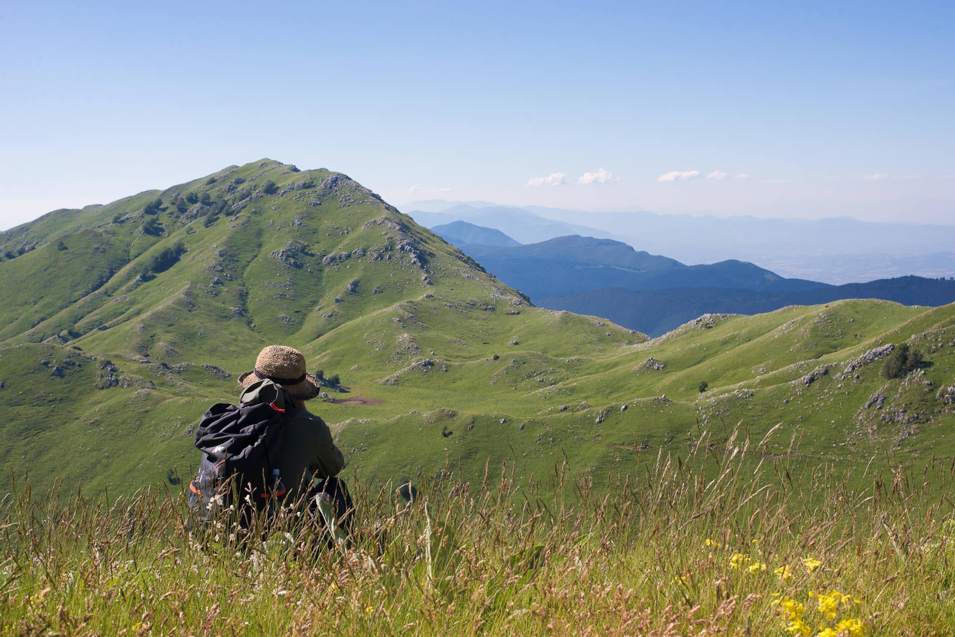 trekking molise campo dell'arco san massimo campobasso