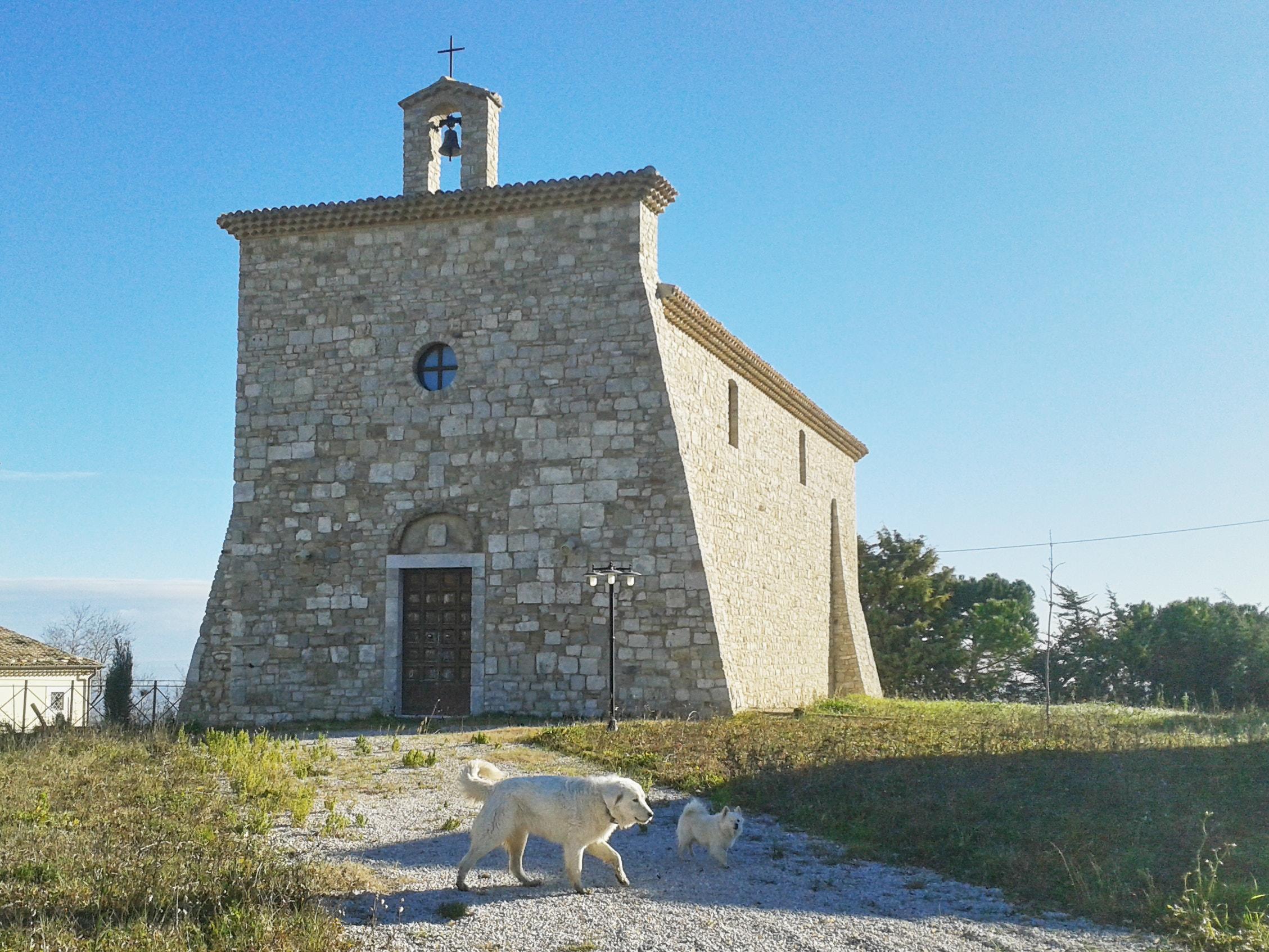 cappella di sant'elena san giuliano di puglia campobasso regio tratturo celano-foggia