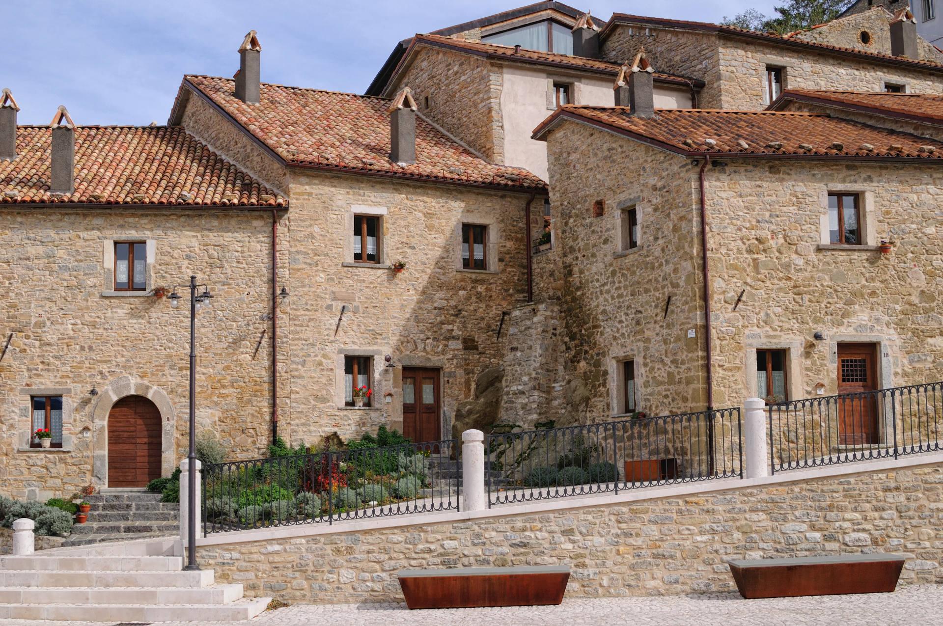 Castel del Giudice isernia molise turismo sotenibile