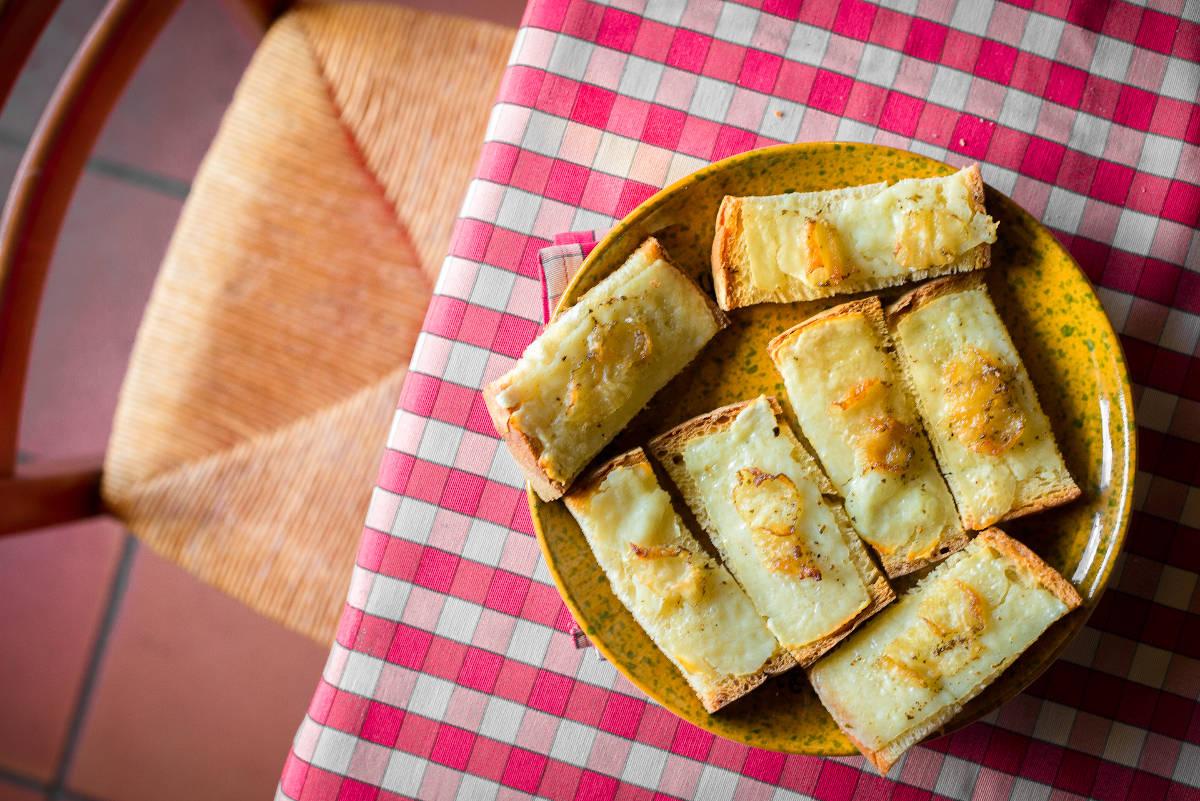 piatto tipico molise bruschetta