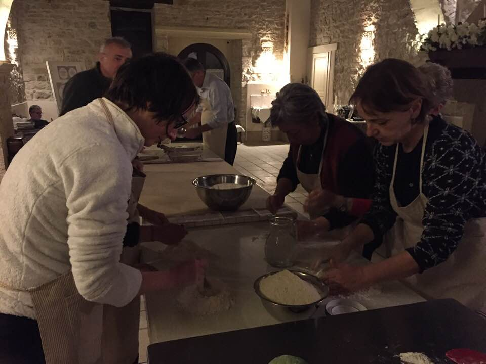 food and wine tourism molise cooking class