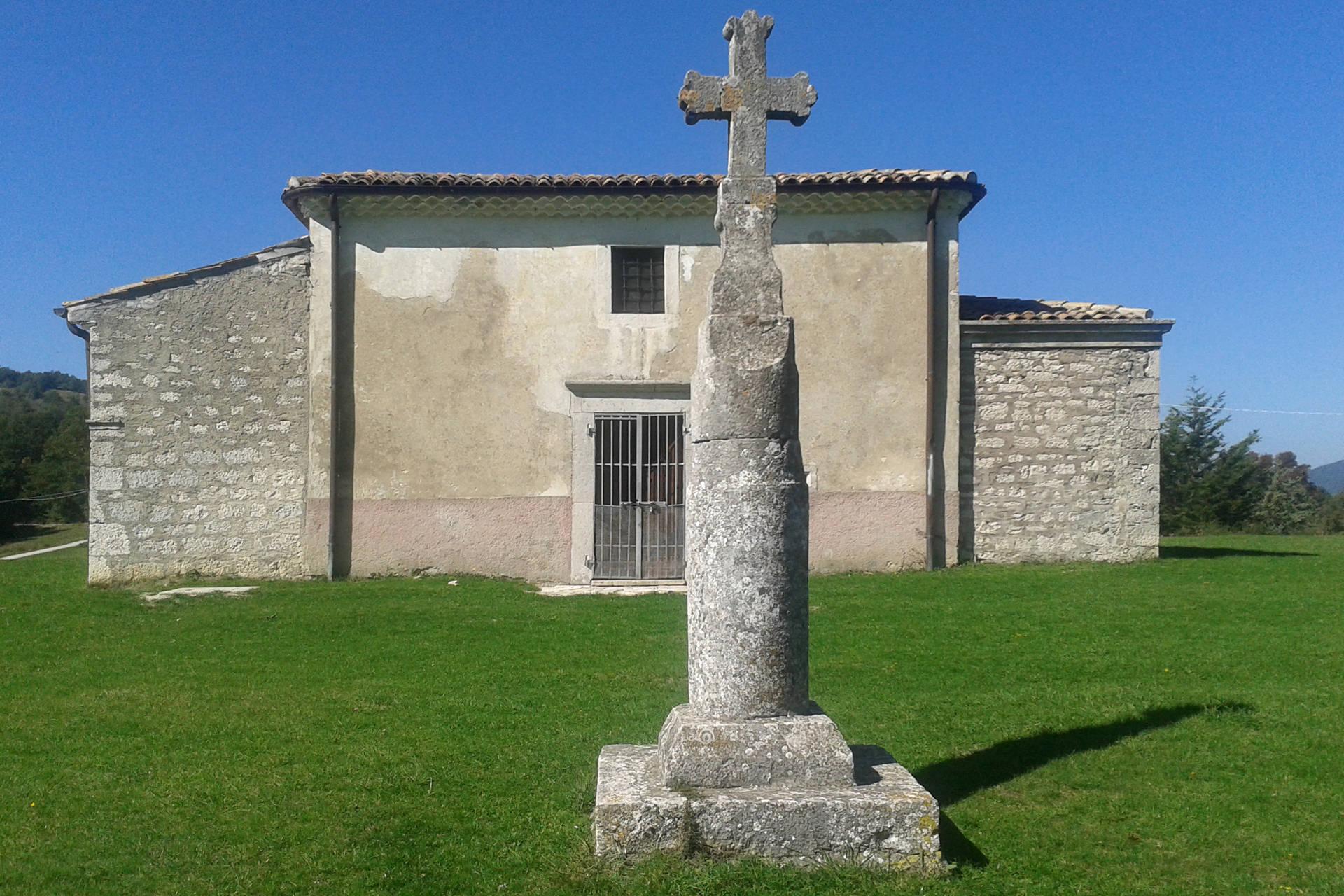 chiesa di san domenico carovilli isernia molise
