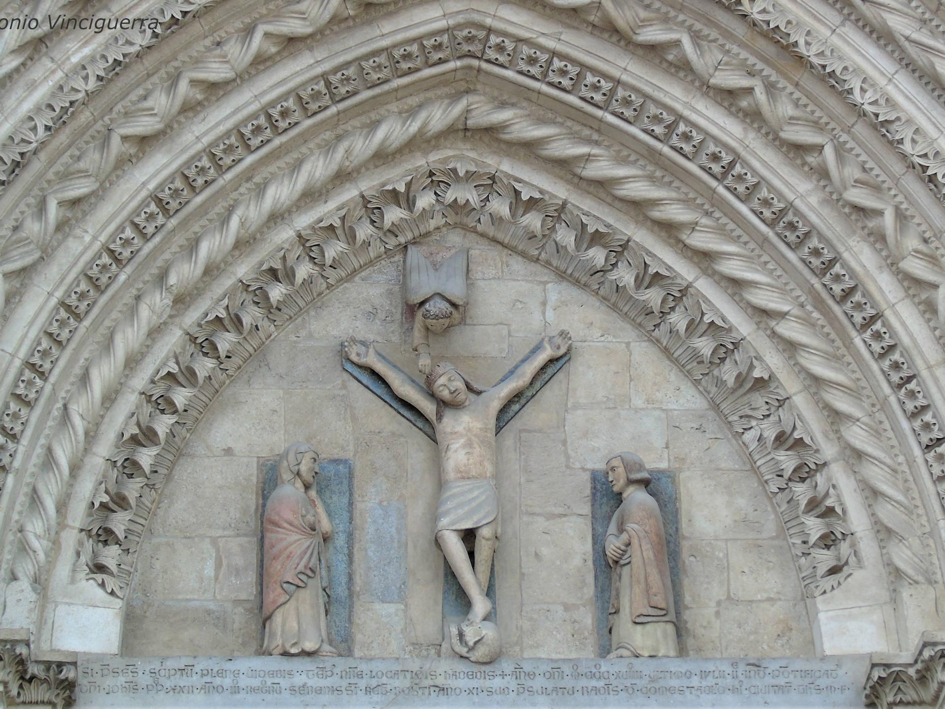 portale cattedrale larino campobasso