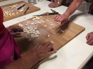 Cooking class sul cavatello molisano